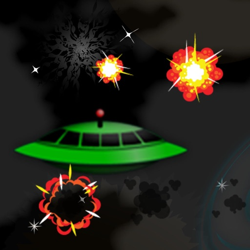 Super Space Sniper Shooter iOS App