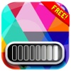 FrameLock - Flat Design : Screen Photo Maker Overlays Wallpapers For Free