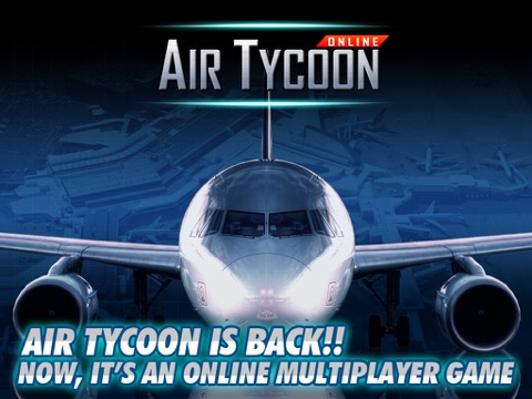 Screenshot #1 for AirTycoon Online