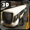 Real City Bus Driver 3D Simulator 2016