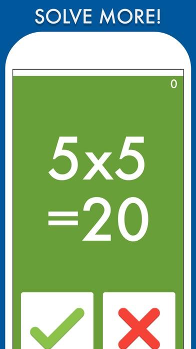 Multiply Maths Screenshot