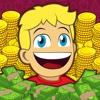 Burger Clicker . Tap Idle Strategie Spiele für Billionaire Geld Verdienen
