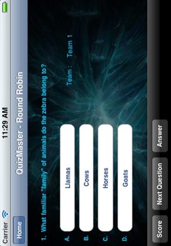 QuizMasters screenshot 2