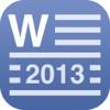 Full Docs for Mirosoft Word 2013