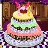 Ice Cream Cake Decoration