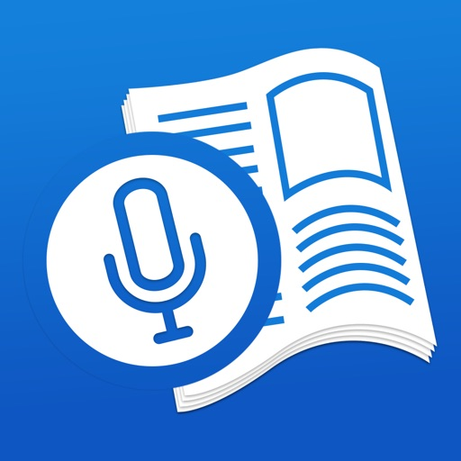 Voice Reader (スピーチとテキストのリーダー)