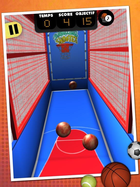 Скачать игру Баскетбольный стрелок