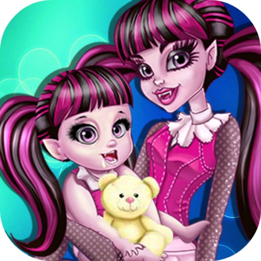Gilrs Care Baby - Magic Castle/Vampire Girl Diary iOS App