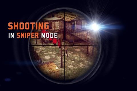CS X Sniper Elite - Shot To Kill Combat 3D screenshot 2