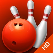 3D保龄球 – Bowling Game 3D HD [iOS]