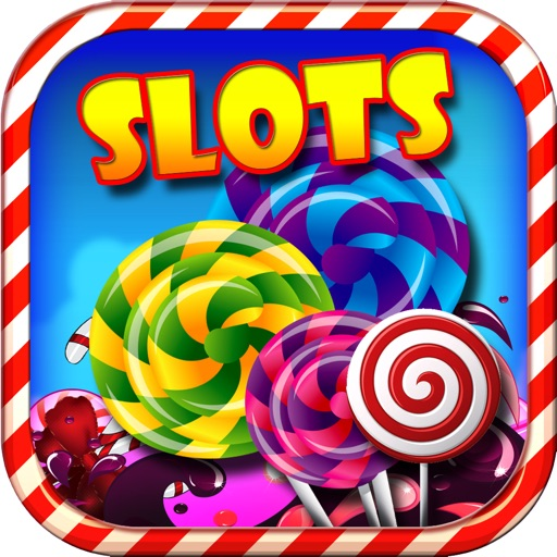 Candy Sweet Slot Machine Casino Deluxe - The Saga For The Lucky Crush Of Tasty Treasures! iOS App