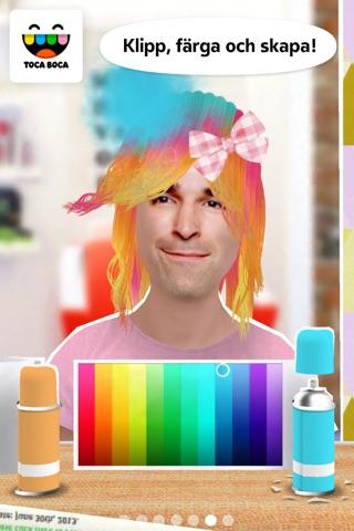 Toca Hair Salon Me screenshot 2