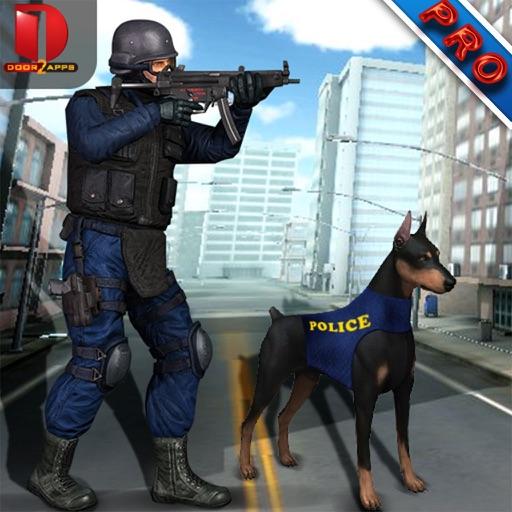 Angry Police Dog Simulator Pro iOS App