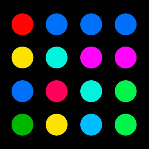 Touchy Dot - New dot to dot play game iOS App