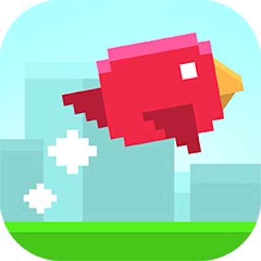 Flying Bird Journey - Tap Jump and Survive iOS App