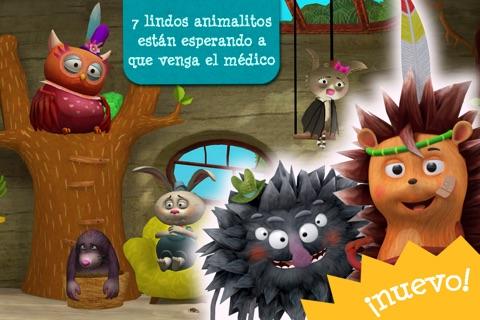 Little Fox Animal Doctor screenshot 4