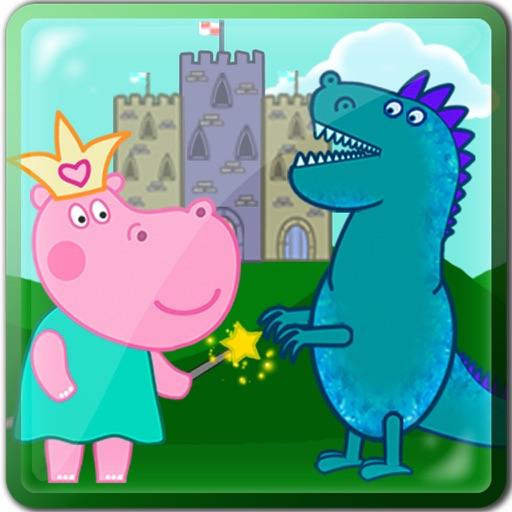 Princess and the Ice Dragon iOS App