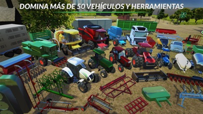 Screenshot for Farming PRO 2015 in Peru App Store