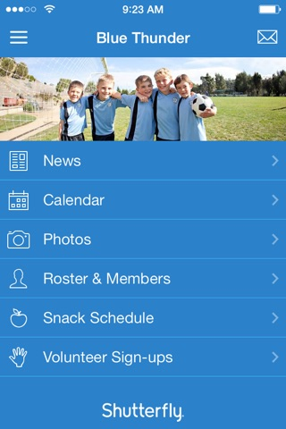 download shutterfly share sites app for iphone and ipad
