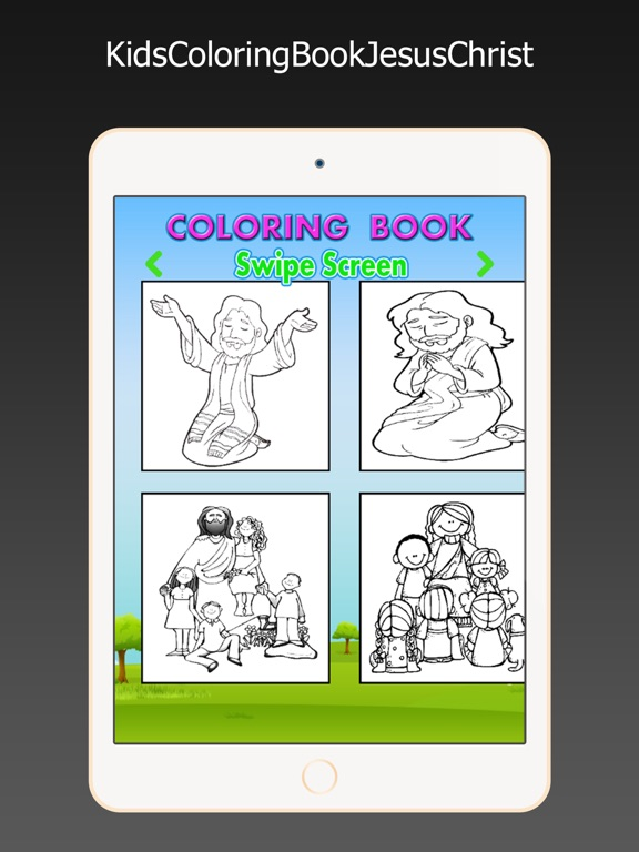 Pixart Apple Pencil Adult Coloring Jesus Christ On The App Store
