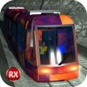 Train Driver Simulator: A game of Subway Train Station with Modern Rails Driving & Railroad Locomotive icon
