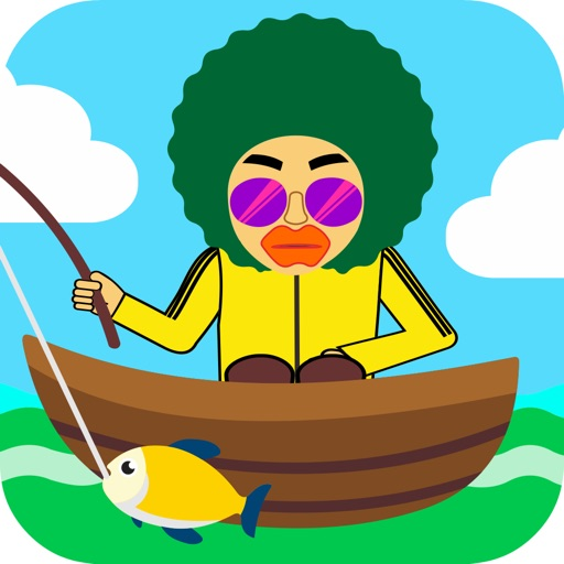 Fishing Master Game - help chef catch the fish gangs iOS App