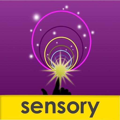 Sensory Just Touch – 有趣的视觉效果