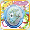 fish the fishes book - fishes games Learning coloring Book for Kids
