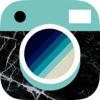 vhs prisma art -  glitche app cmyk crt photo adjustable glitché