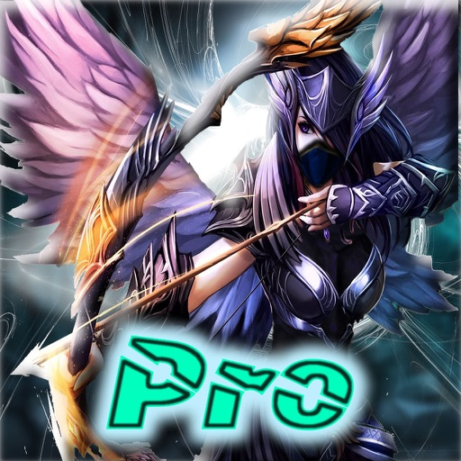 Angry Angel Arrow Dragon Pro - Warriors of Secret Universe Battle iOS App