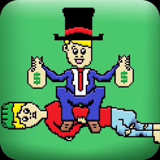 Rich Man Poor Man iOS App