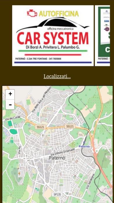Screenshot of Paternò Sicilia Info2