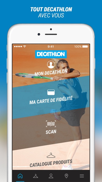 Screenshot #1 pour My Decathlon