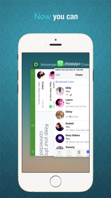 download Dual Messenger for WhatsApp - Chats Pro apps 2