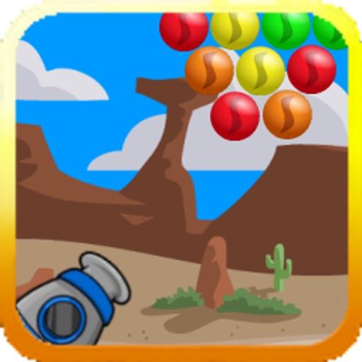 Bubble Shooter Desert iOS App