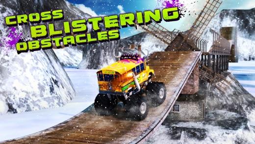 Grand Truck Stunts 2016 Screenshot