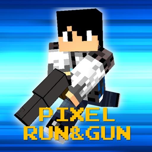 Pixel Run & Gun - Running Shooter iOS App