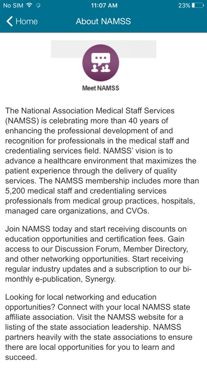 Namss By Genieconnect Limited