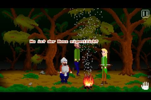 Paul Pixel - The Awakening screenshot 2