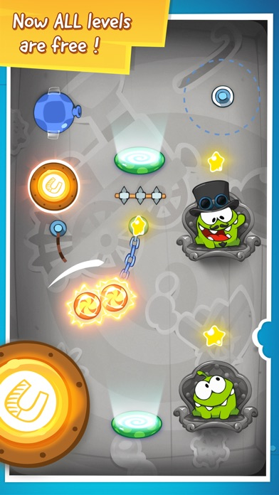 Screenshot #10 for Cut the Rope: Time Travel™