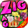 Words Zigzag : Flower in The Garden Crossword Puzzles Free with Friends Wiki