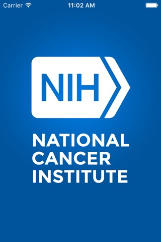 NCI @ NIH Summer Internship Program screenshot 1