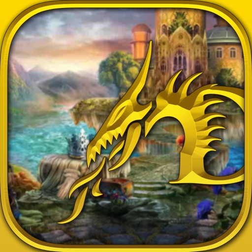 Princess and the Dragon - Hidden Object Game iOS App