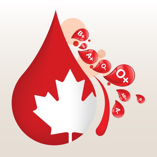 GiveBlood App Icon