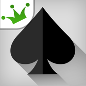 Spades - Free Card Game. Bid, trump and go nil! icon