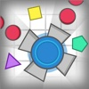 Armored.io Tanks War : the Geometry Armored and Shot Color Game - Dot.IO - Free
