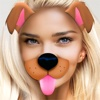Snap Photo Doggy Face Photo Booth - Snap Photo Effect for Snapchat MSQRD Instagram