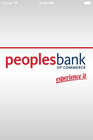 Peoples Bank of Commerce screenshot 1