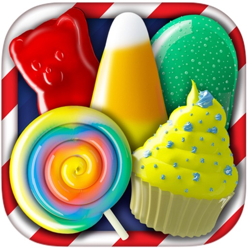 Sweet Drop: Funny Candy Star iOS App