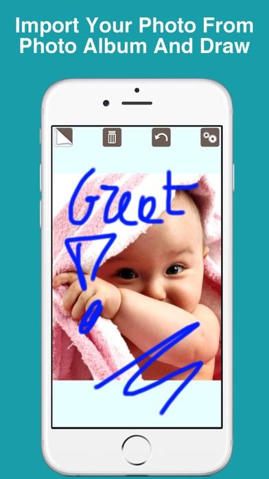 Screenshot of PocketJot - freehand notepad3